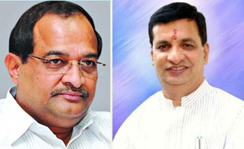 Minister Thorat's counter-attack on Vikhe Patil