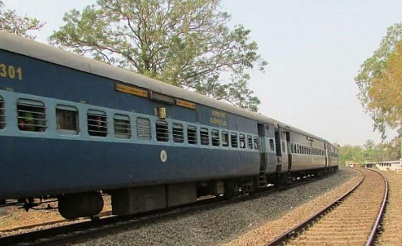 Railway Passenger