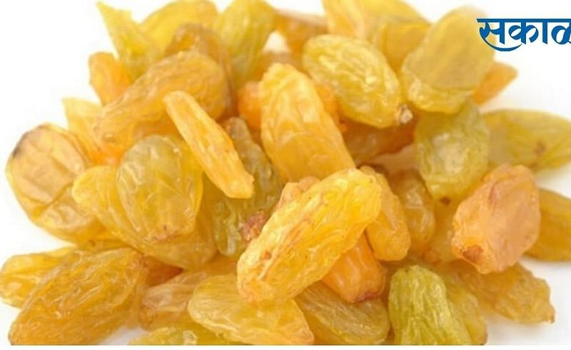 Raisins production will decline this year in Sangali; Only 60% of the goods in the cold storage; Expect good rates