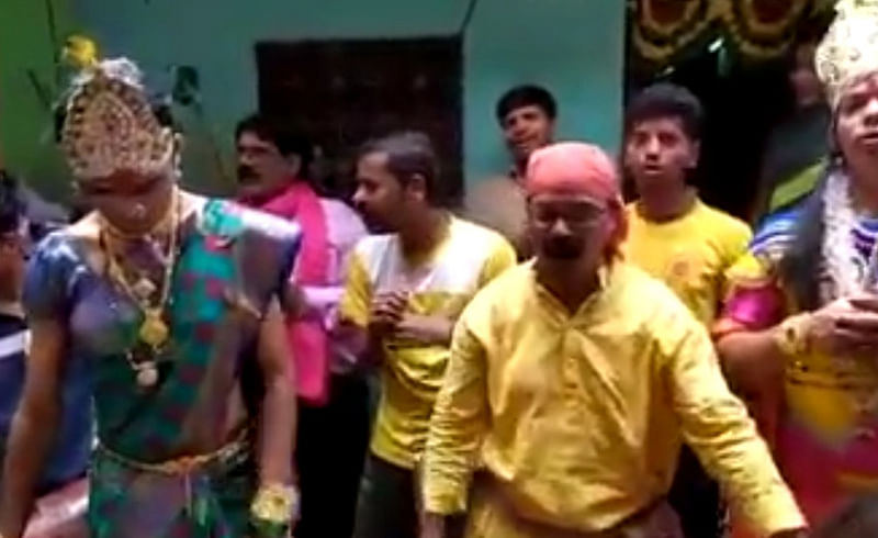 holi festival coronavirus song in sindudurg kokan martahi news