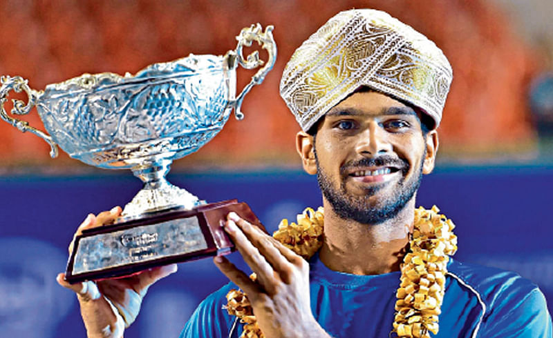 टेनिसपटू सुमीतला चॅलेंजर विजेतेपद