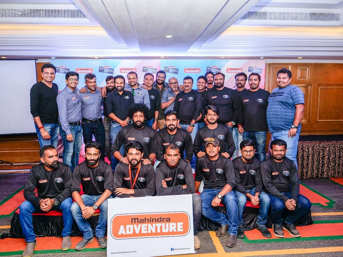 Team Mahindra Adventure did a great job at conducting this event