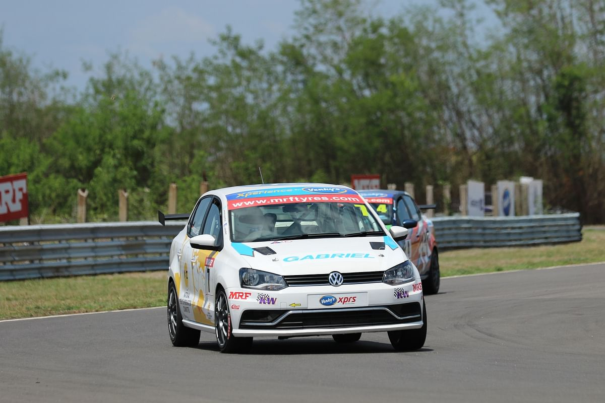 Pratik Sonawane wins opening race of Ameo Class round two
