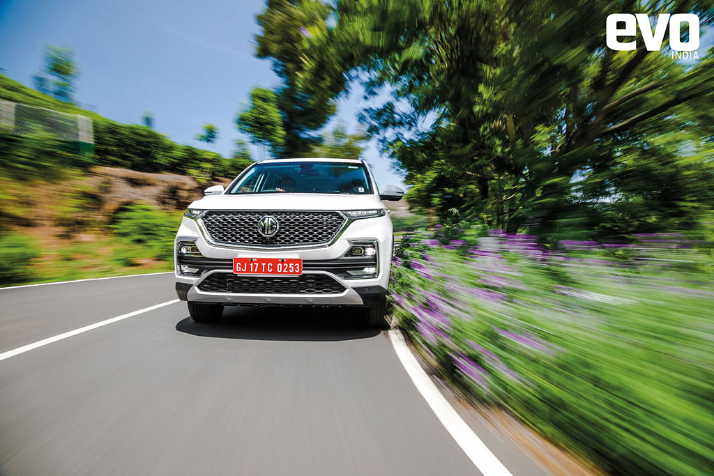 MG Motor India registers sales growth