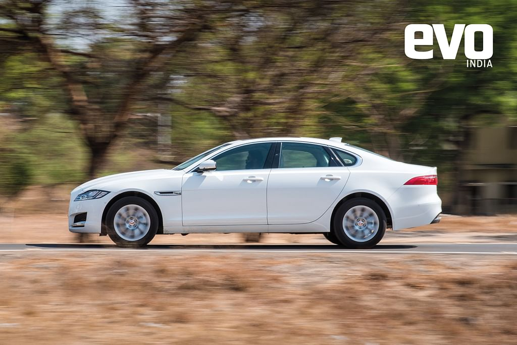 Driven: Jaguar XF 20t