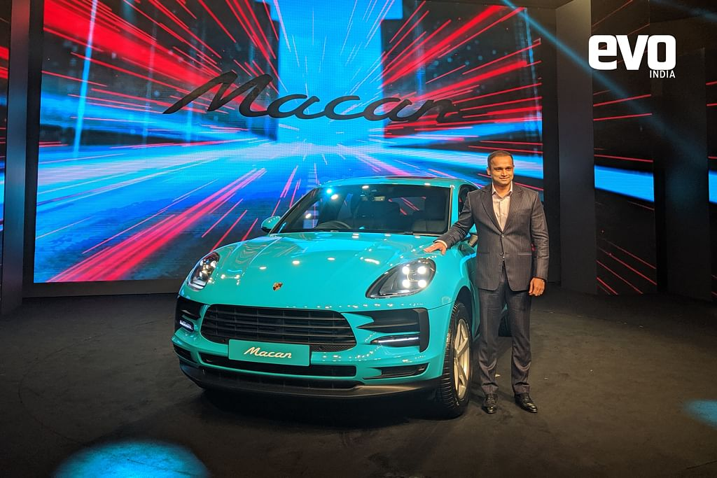 Interview with Pavan Shetty, director, Porsche India