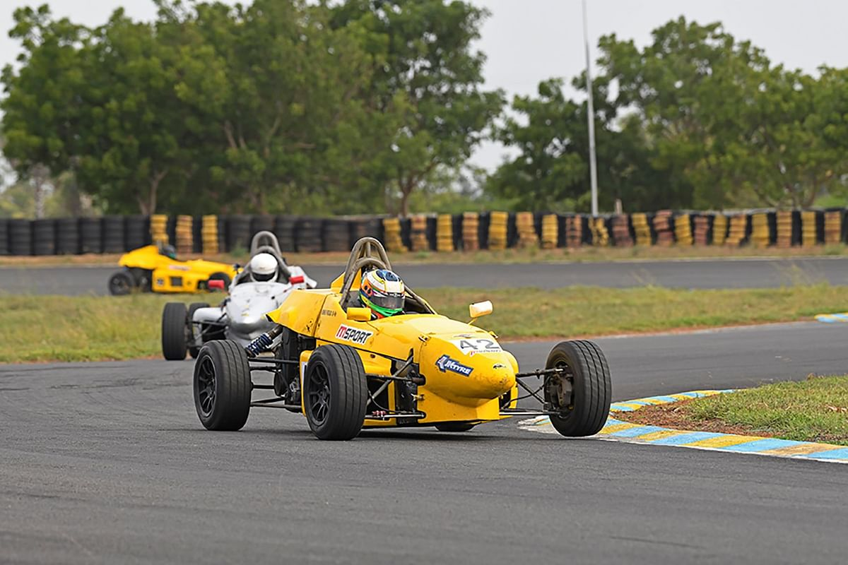 22nd JK Tyre National Racing Championship - Day 1