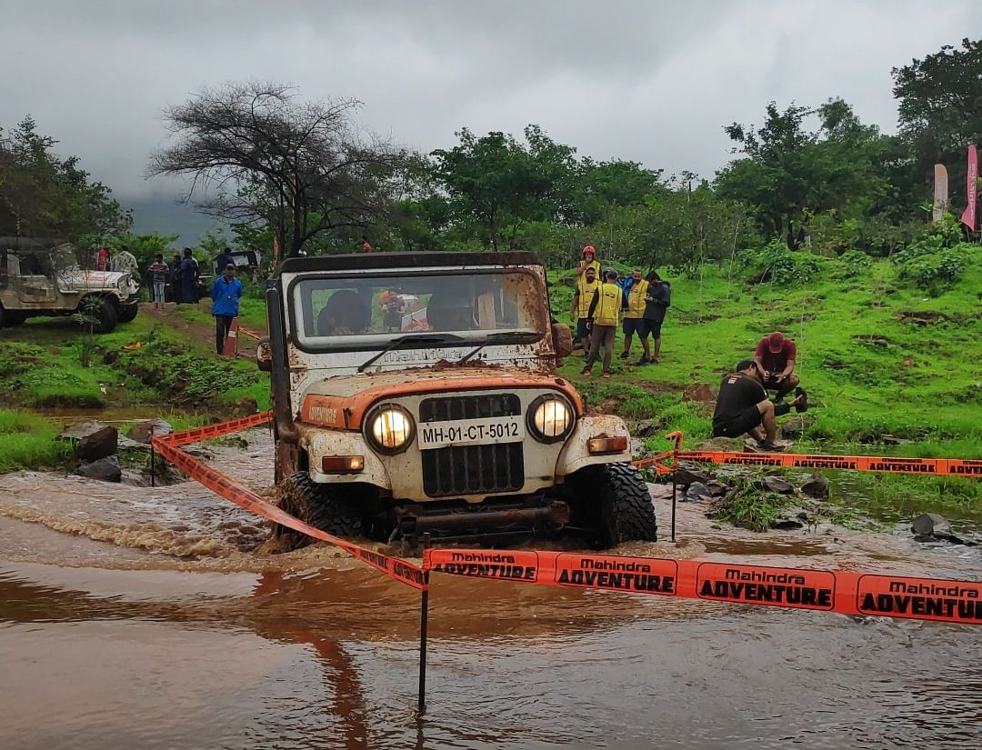 Mahindra Adventure Off-roading Trophy 2019