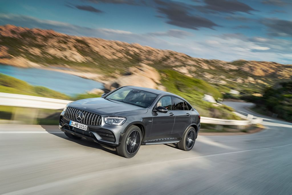 Mercedes-AMG introduces the 2020 GLC 43 SUV and Coupe