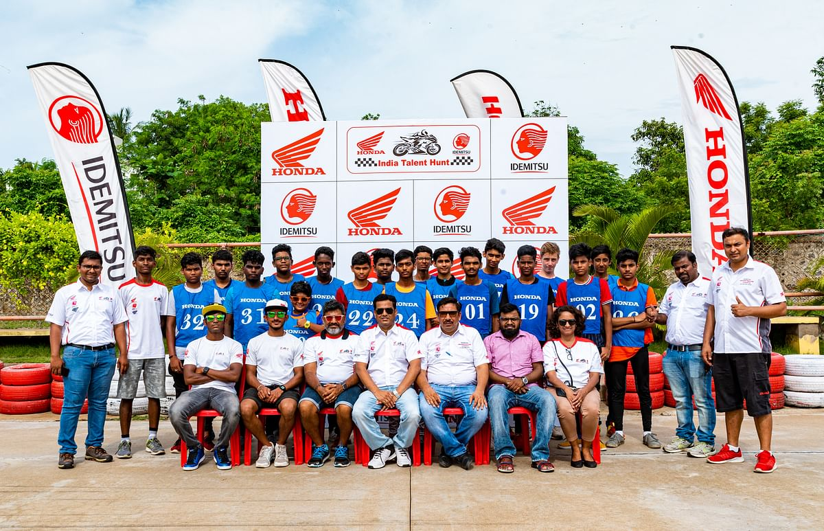 Idemitsu Honda India Talent Hunt is back