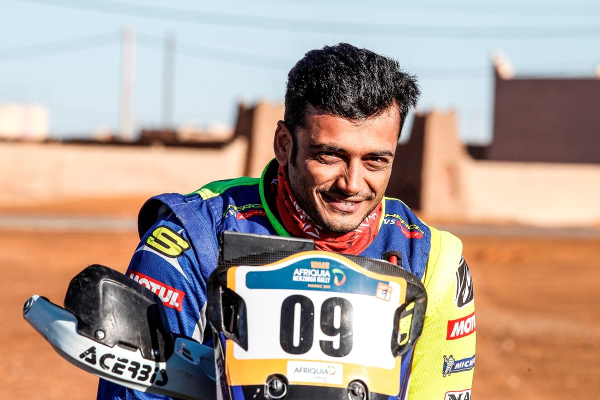 Sherco TVS Rally Factory Team announces five-rider squad for Baja Aragon