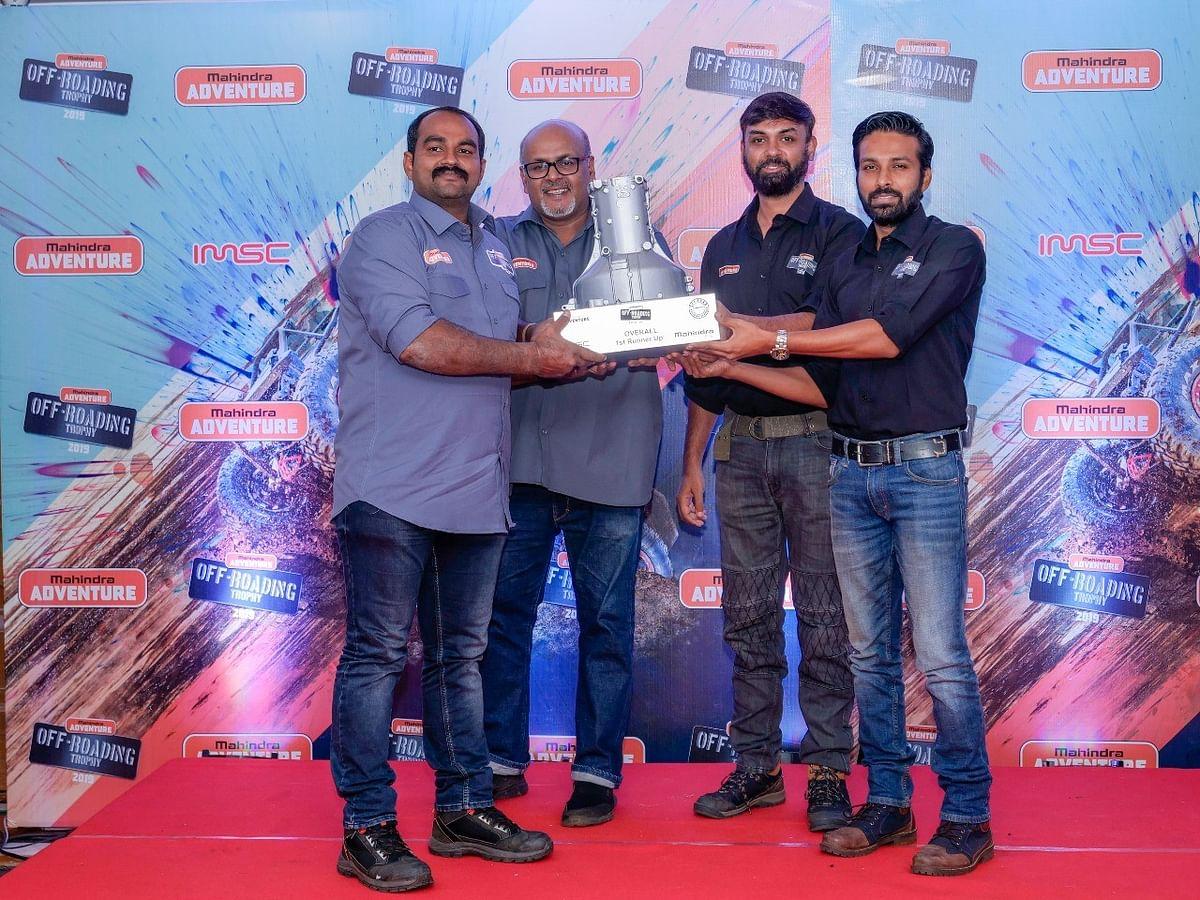 Mahindra Adventure Off-roading Trophy 2019