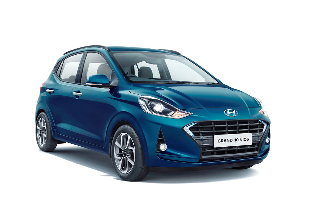 Hyundai unveils updated Grand i10, calls it Grand i10 Nios