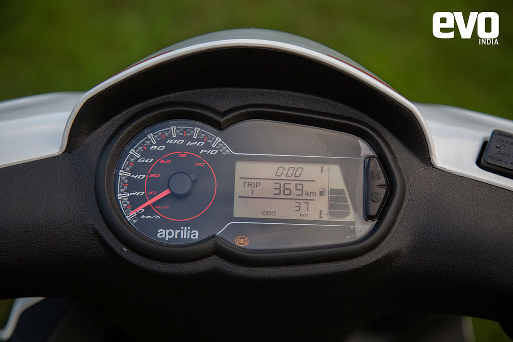 Aprilia SR 150 ABS – First Ride Review