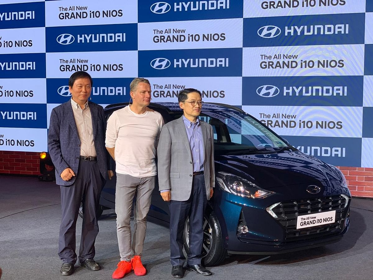 Hyundai launches the Grand i10 Nios at Rs. 4.99 lakh
