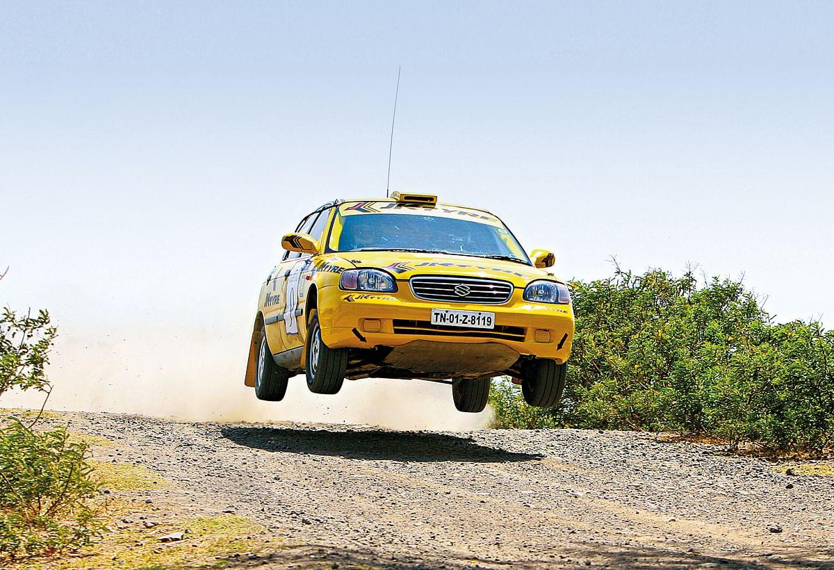 """I belong in WRC now"" says multiple APRC champion Gaurav Gill"