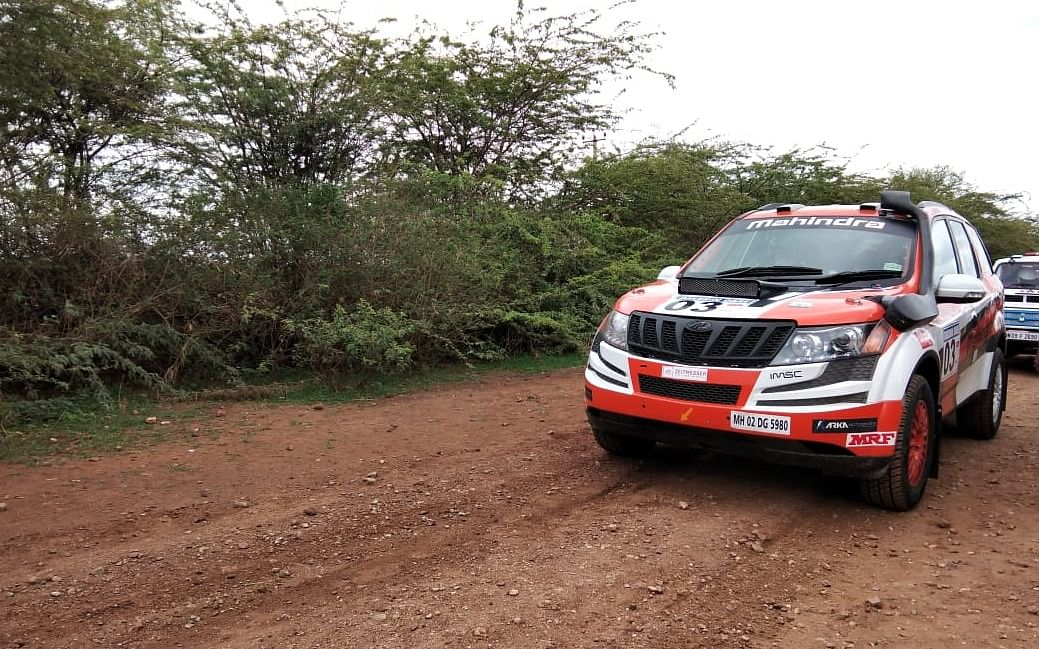 Gaurav Gill and Musa Sherif clinch the 2019 Dakshin Dare Rally title