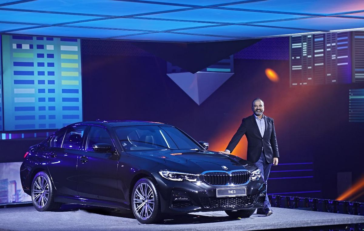 New BMW 3 Series launched in India at Rs 41.4 lakh