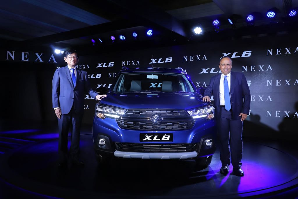 Maruti Suzuki XL6 launched at Rs 9.79 lakh