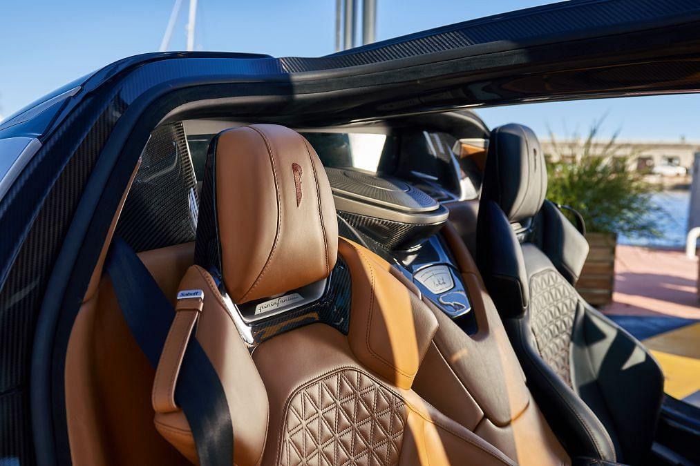 New images showcase the revised Automobili Pininfarina Battista
