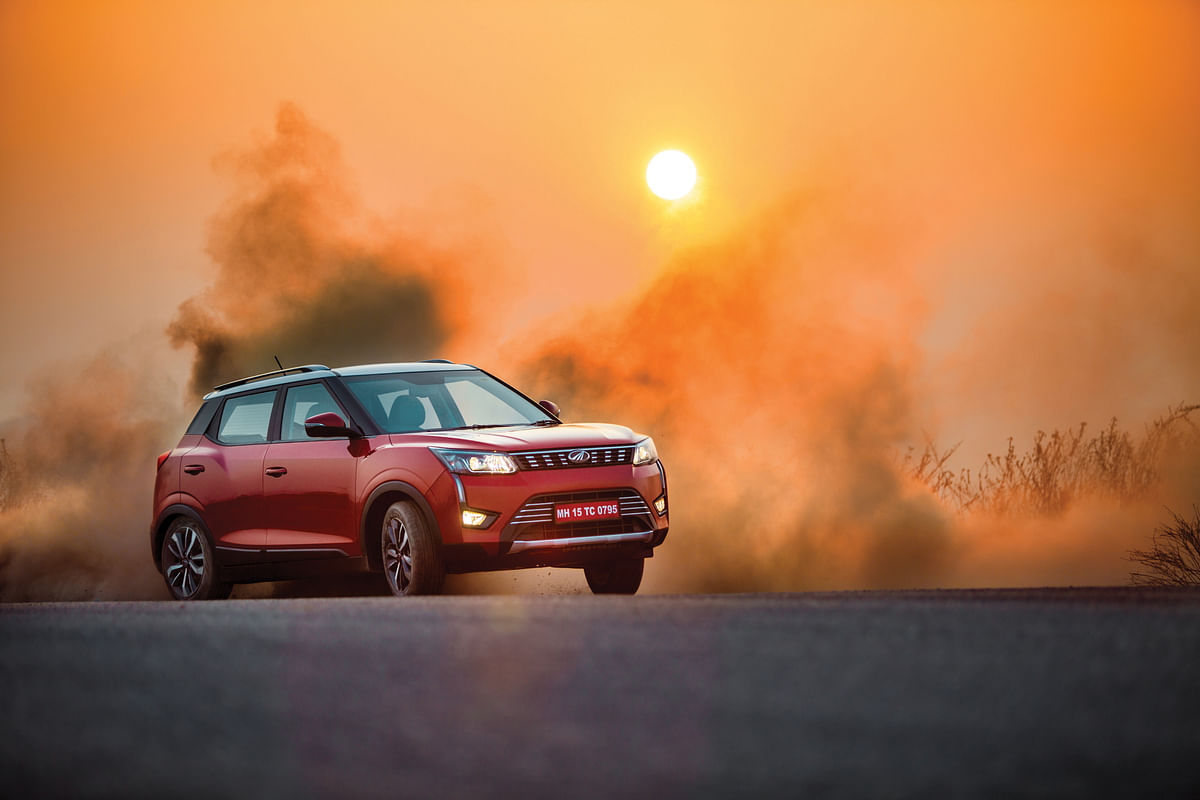 The 'baby' XUV with the big heart and tonnes of attitude