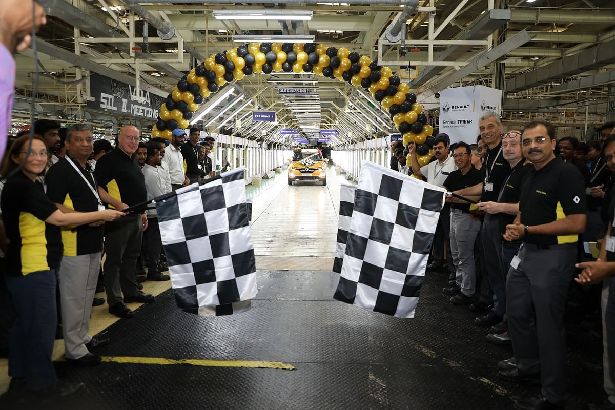 Renault to open bookings for Triber on August 17