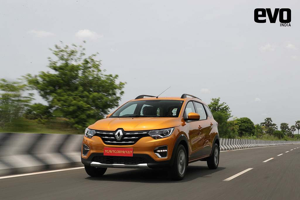 Renault India launches the Triber starting at Rs 4.95 lakh