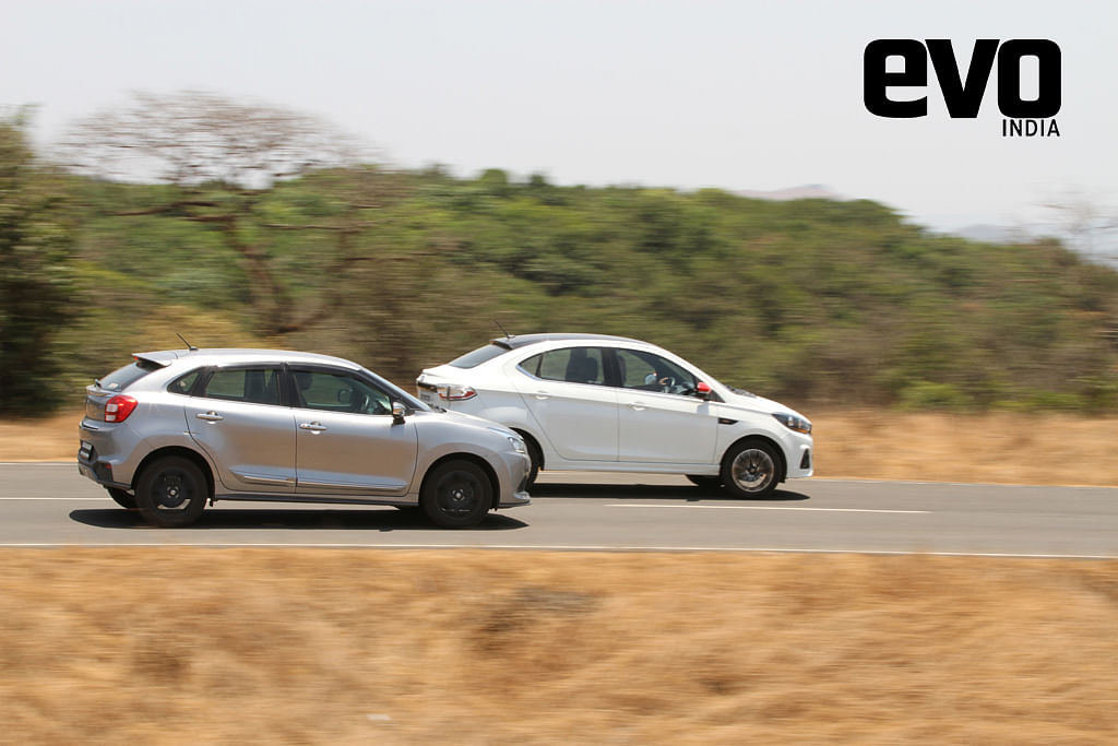 Hatch Match- Baleno RS goes head-to-head with the Tigor JTP