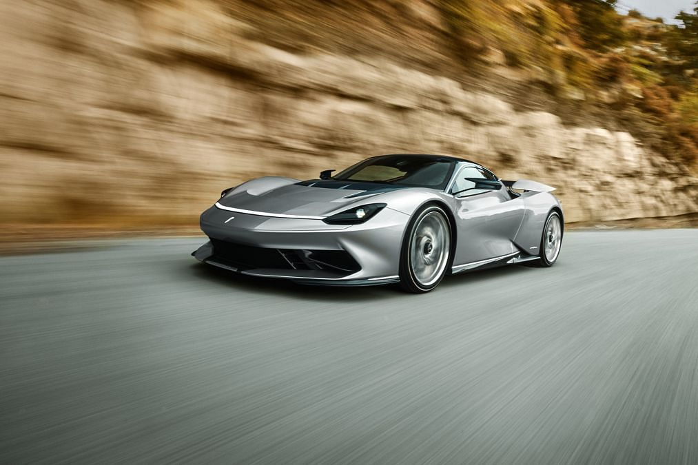 New images showcase the revised Automobili Pininfarina Battista