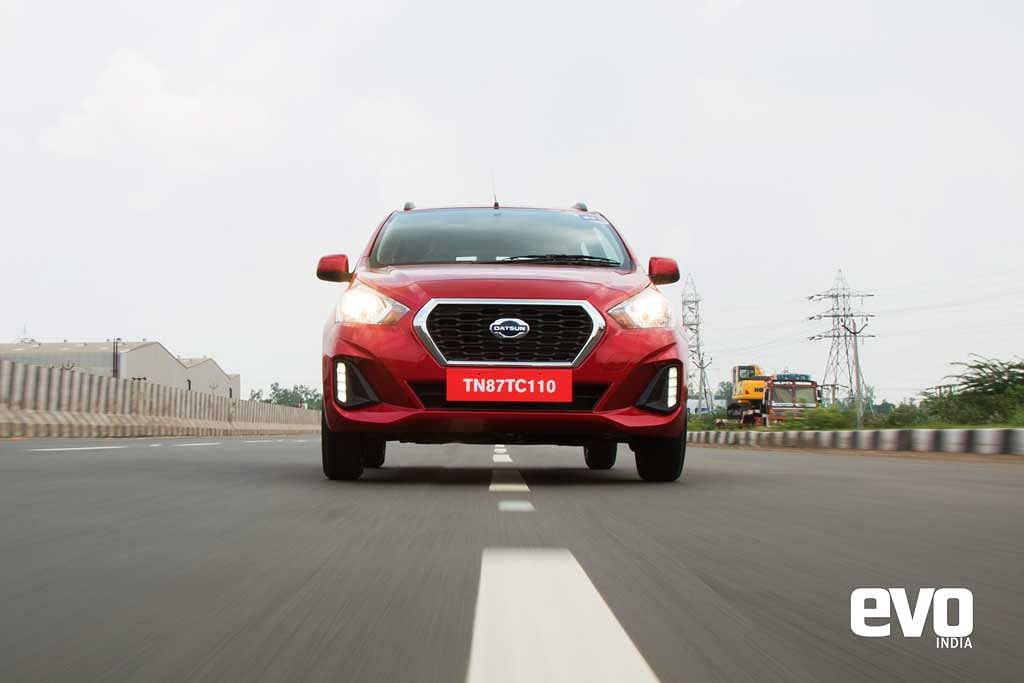 Datsun Go CVT and Go+ CVT - First drive review