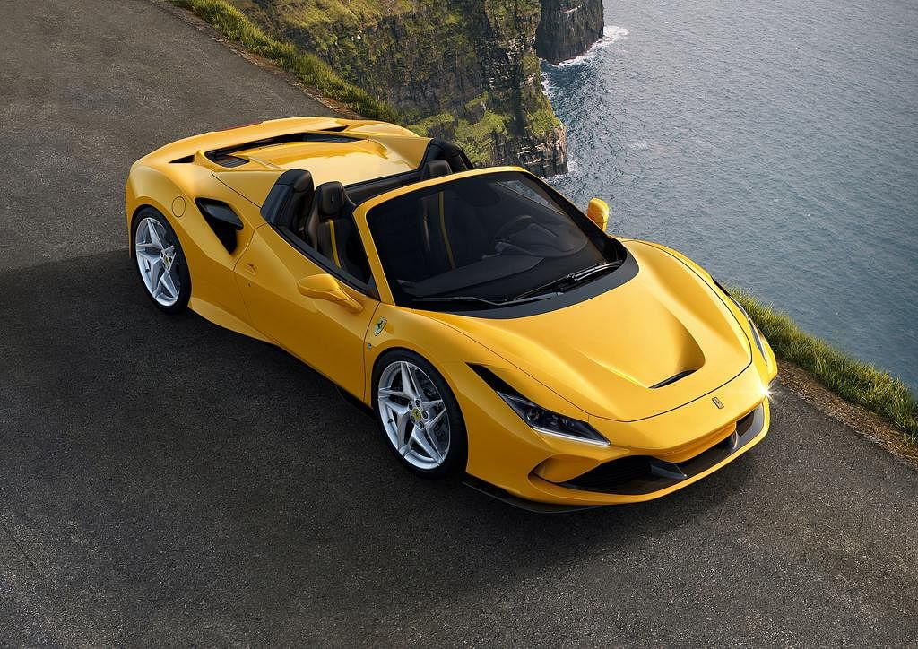 Ferrari launches 2020 F8 Spider