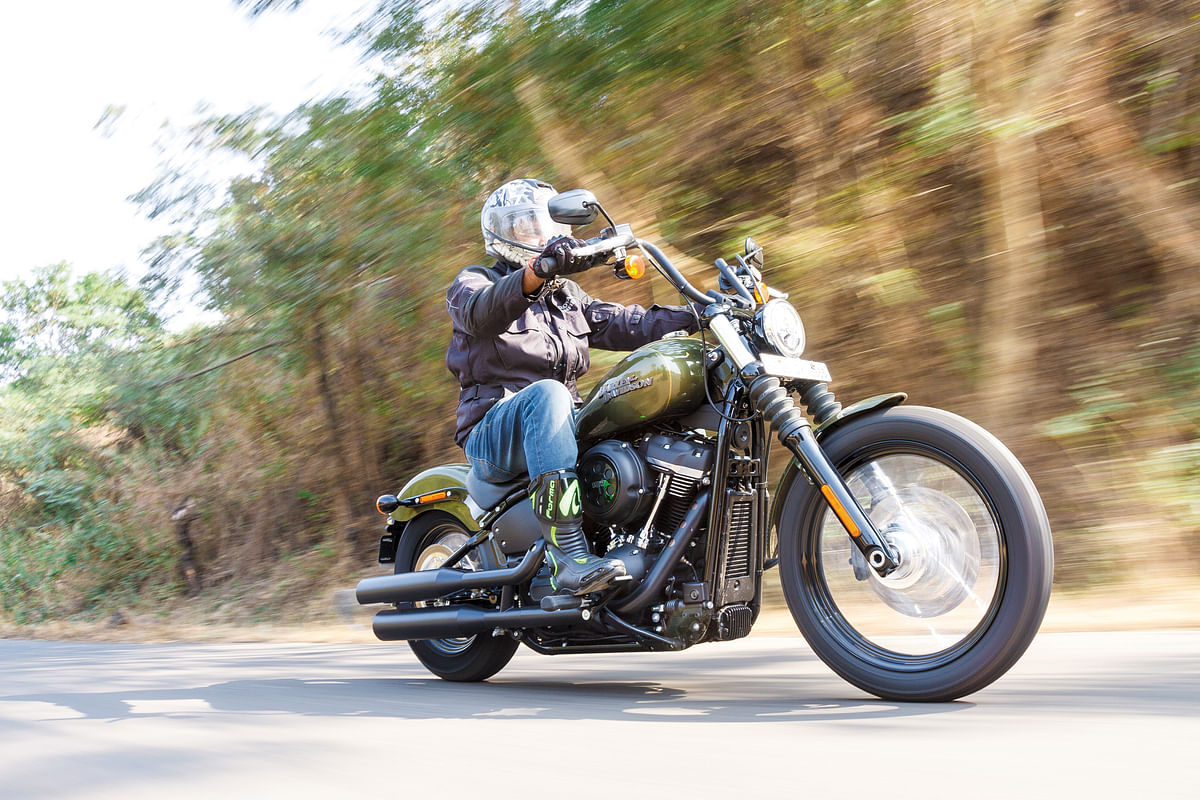 Harley-Davidson India offering finance offers for the weekend