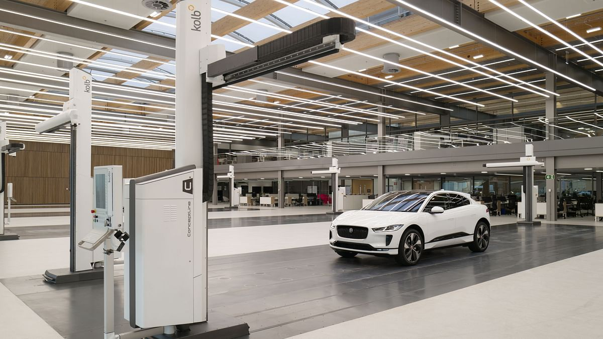 Jaguar to put more pace in the I-Pace