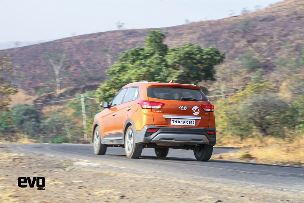 What I really appreciate about the Creta is just how comfortable it is to drive, given its excellent dimensions