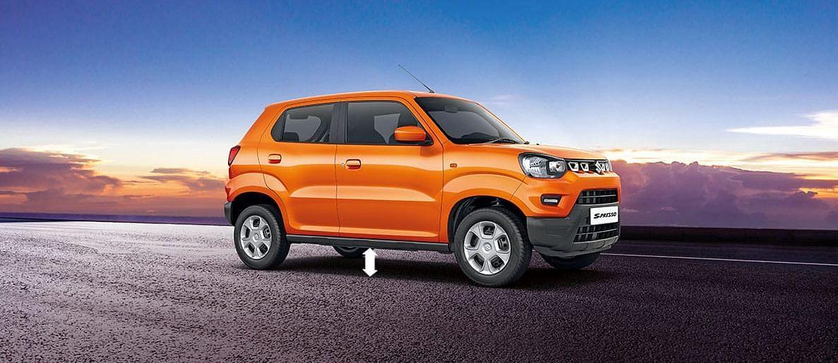 Maruti Suzuki unveils the S-Presso