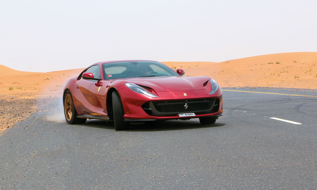 Ferrari's single unit profitability higher than most carmakers