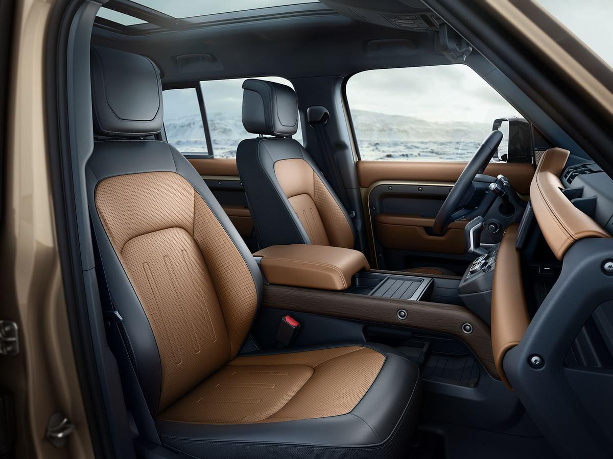 Land Rover unveils new Defender at Frankfurt Motor show