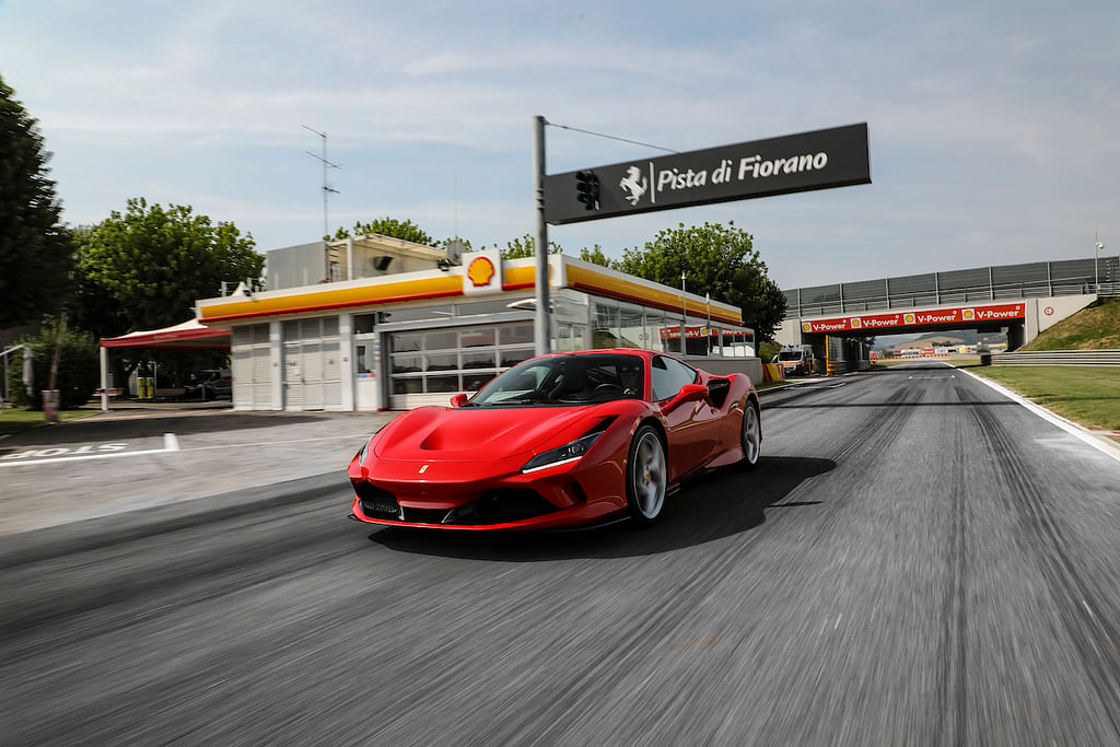 Ferrari F8 Tributo To Launch In India In February 2020