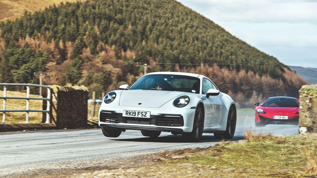 Porsche 911 group test