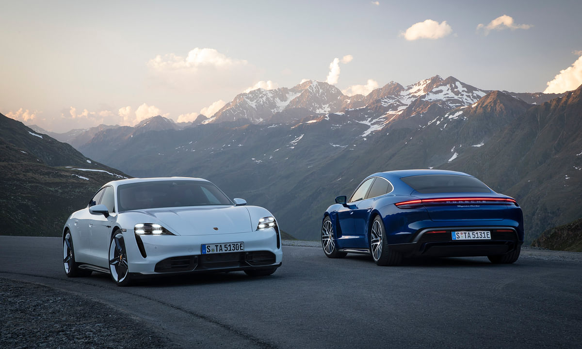 2020 Porsche Taycan revealed – 750bhp EV ready to go