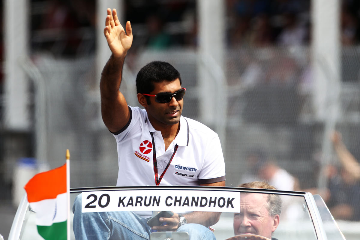 Karun Chandhok's F1 story - the highs and lows of the motorsport world