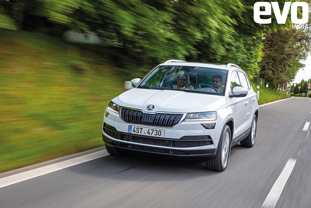 Skoda Kodiaq Scout - First Drive Review