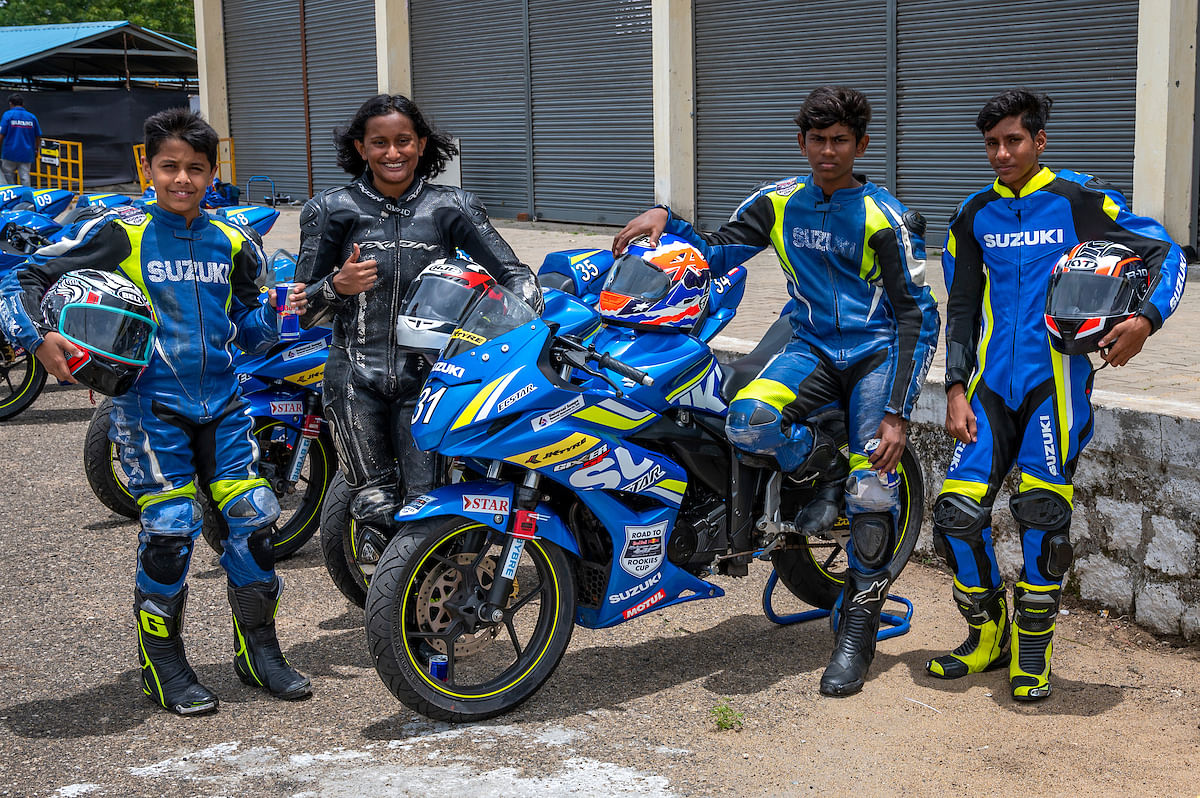 Fourth edition of the Red Bull Road to Rookies Cup – Round 2