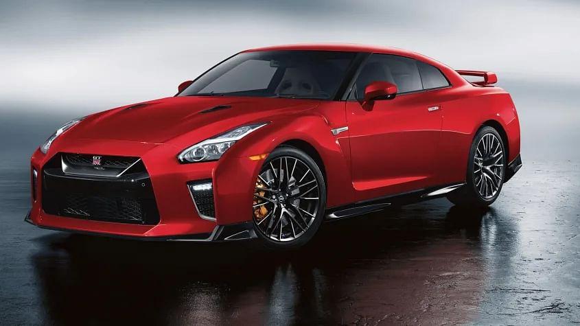 2020 Nissan GT-R revealed