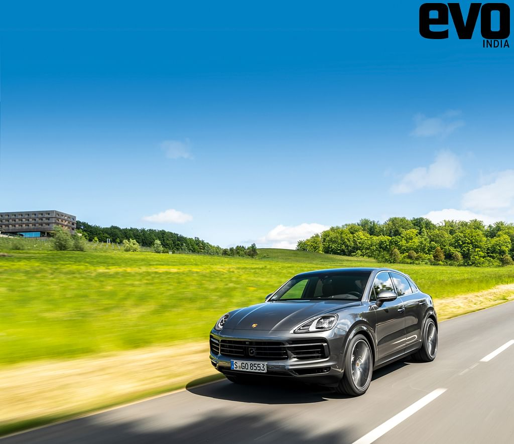 Driven: Porsche Cayenne Turbo Coupe