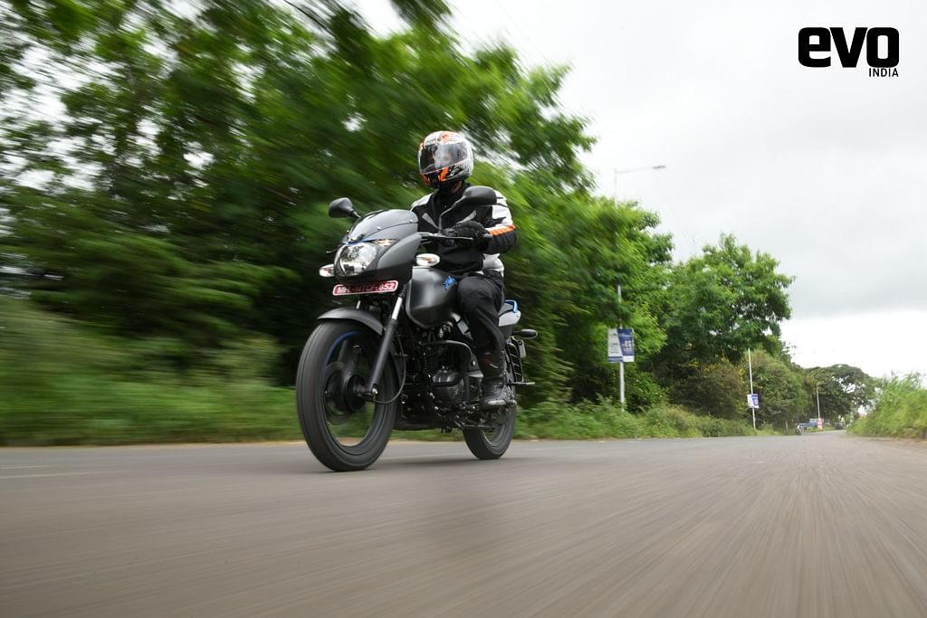 Bajaj Pulsar 125: First ride review