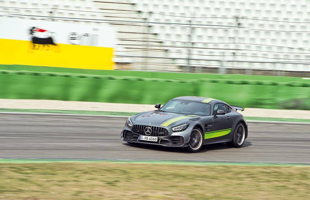 Driven: Mercedes-AMG GT R Pro