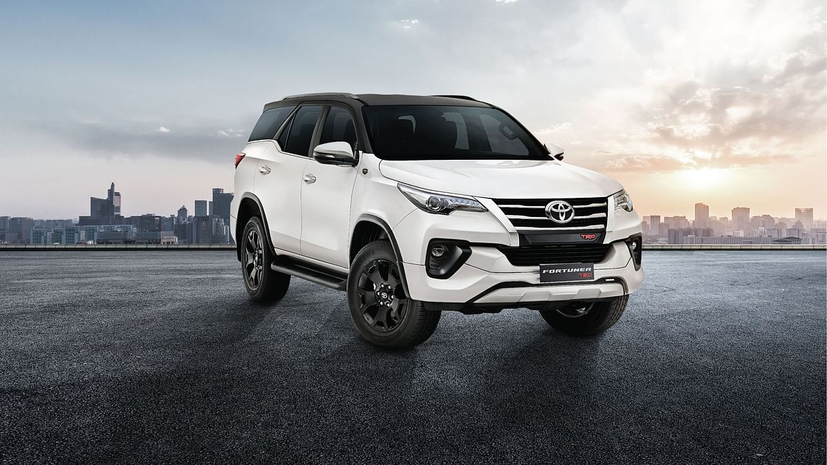Toyota Fortuner TRD 'Celebratory Edition' launched at Rs 33.85 lakh