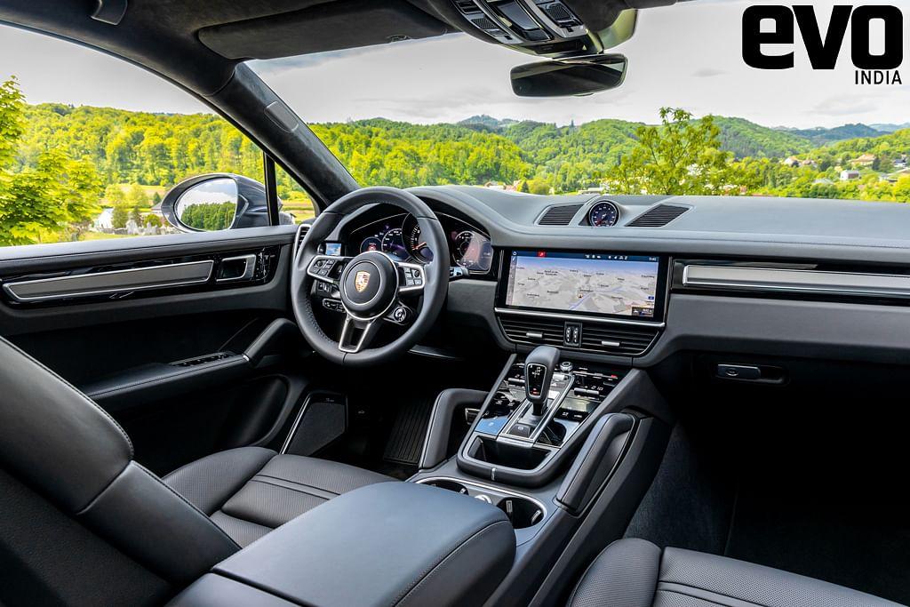 Driven: Porsche Cayenne Turbo Coupe