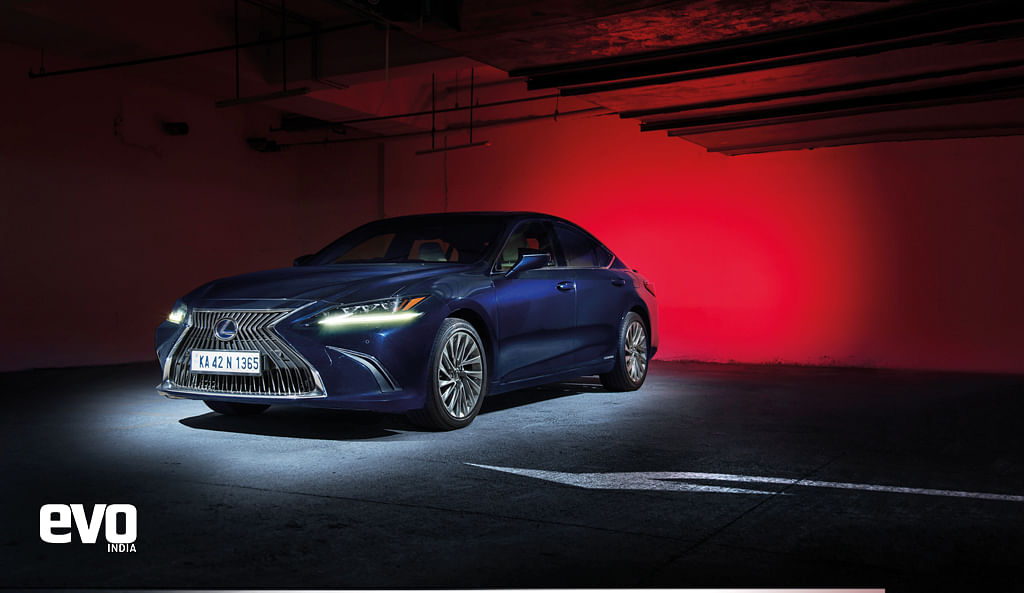 Lexus ES 300h: The silent killer